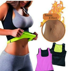 92fe06cfea Intimates   Sleepwear - Sweat Sauna Body Shaper Women Slimming Vest Thermo